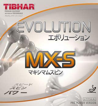 Karet Xiom Pro Tibhar Evolution Mx S Megaspin Net