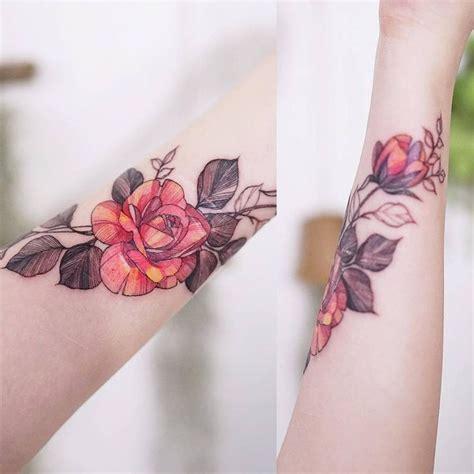 flower tattoo cover up forearm best 25 inner forearm tattoo ideas on pinterest inner