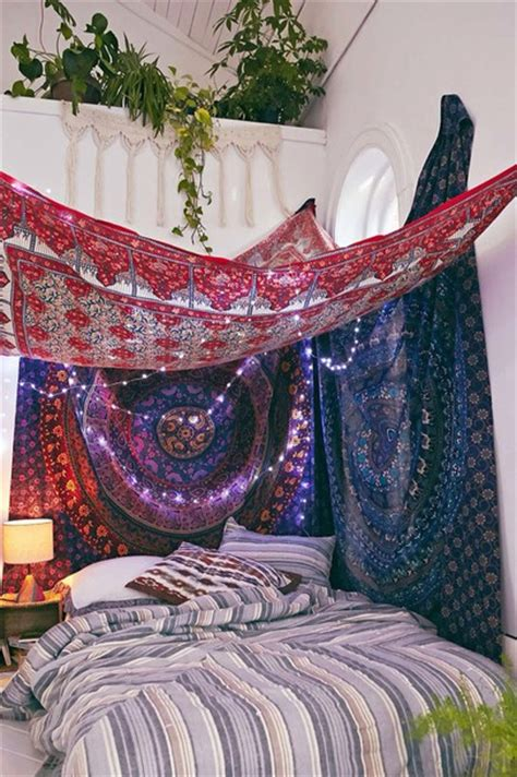 Boho Bedroom Tapestry Jewels Tapestry Throw Walk Hanging Boho Indian