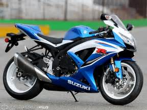 Www Suzuki 2009 Suzuki Gsx R600 Comparison Motorcycle Usa