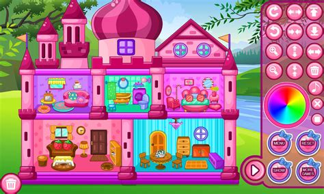 decorate doll house games doll house decorating games online psoriasisguru com