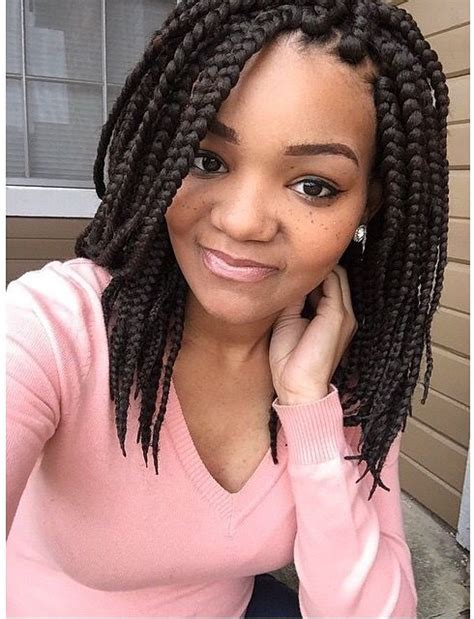 pics of chunky braided styles 314 best box braids kinky twist styles images on pinterest