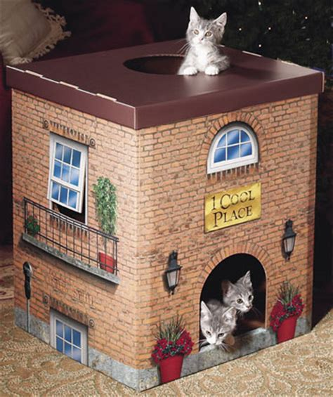Cat Cottages by Catsparella S Playhouse Of