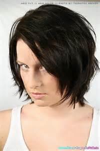 bob frisuren stufig haarschnitte stufig