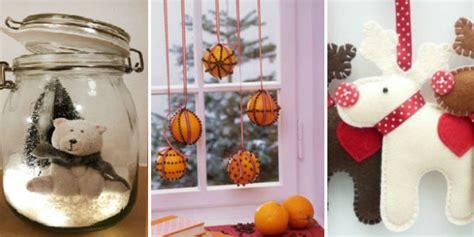 Idee Fai Da Te Per Natale by 7 Idee Per Addobbi E Decorazioni Natalizie Fai Da Te