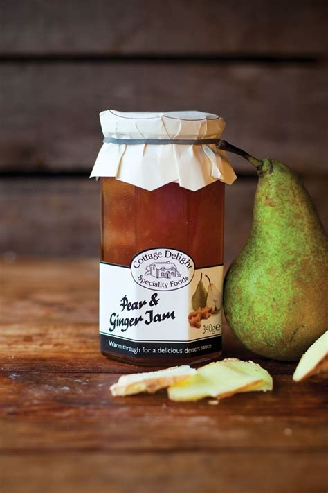 Cottage Delight Jam by Cottage Delight Pear And Jam 340g Bosworths Shop