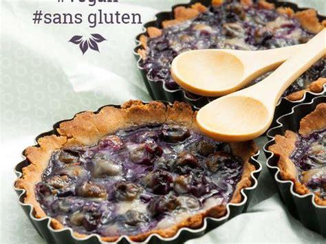 cuisine sans gluten sans lait recettes de tarte aux myrtilles et cuisine sans gluten