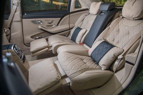 maybach interior interior 2018 pr mercedes maybach s 560 4matic