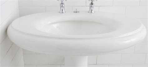 How To Repair A Chipped Porcelain Sink by How To Patch A Chipped Porcelain Sink Doityourself