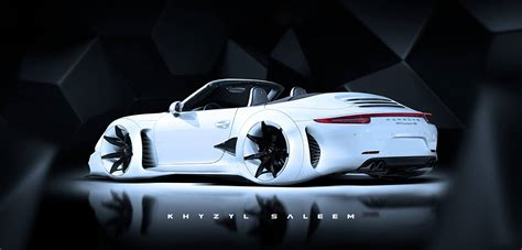 Top 10 Home Design Shows Porsche 911 Cabriolet Turned Into Audi Rsq Lookalike That