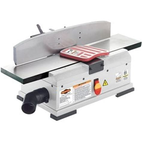bench top jointers shop fox w1694 2 hp 6 inch benchtop jointer power