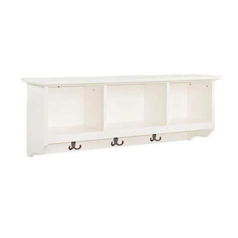 simple designs 63 3 in etagere white floor l organizer