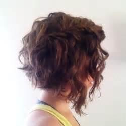 angled bob for curly hair curly wavy angled bob bob lob curls b o b