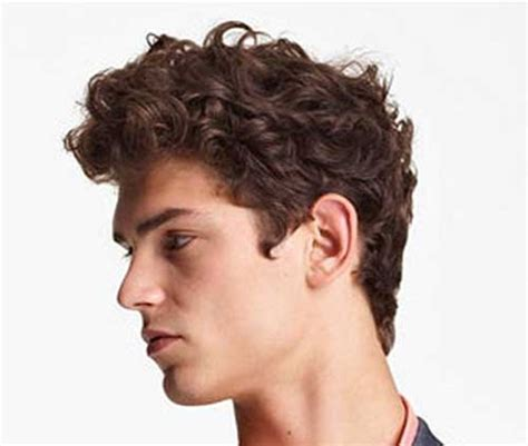 boys haircuts for thick wavy hair 20 curly hairstyles for boys mens hairstyles 2017