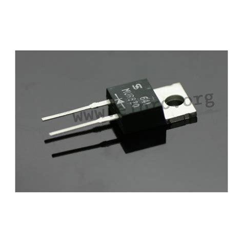 dioda ultrafast 30a diode mur 28 images repuesto diodo rectificador 30d40b to 247ad 400w 30a ultrafast 30d40bg