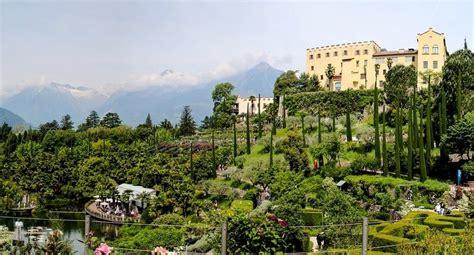 giardini di sissi merano i giardini di sissi a merano albumviaggi