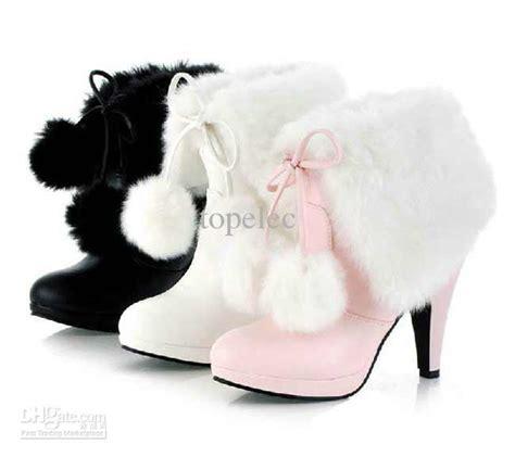 Cutie Bootie Shoes White 2015 fashion shoes boots platform pumps boot