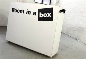 bedroom in a box room in a box