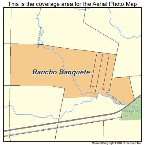 Banquette Tx by Aerial Photography Map Of Rancho Banquete Tx