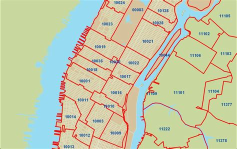 new york city zip code map new city zip code map pictures to pin on pinsdaddy