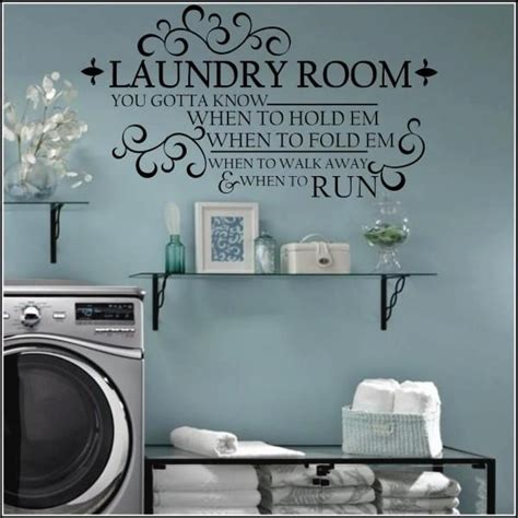 Wall Decor For Laundry Room Laundry Room Decor Wall Laundry Room Decal Laundry Sign This Home Has Endless