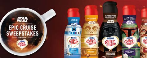 Disney Cruise Line Sweepstakes - coffee mate the disney cruise line team up for an out of this world sweepstakes