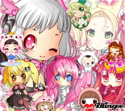 imagenes anime kawaii girl anime kawaii fotograf 237 a 129190515 blingee com