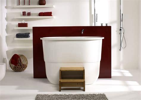 une baignoire japonaise inspiration bain