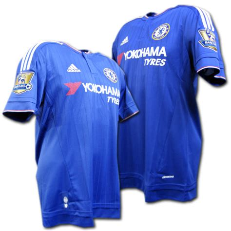 Chelsea Home 1516 o k a football rakuten global market chelsea home 15 16 blue premier chions patch with