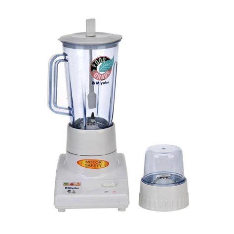 Blender Plastik Maspion 1 Liter Mt1214 Nomor 1 jual miyako bl101pl blender putih 1 l 2 in 1 harga kualitas terjamin blibli