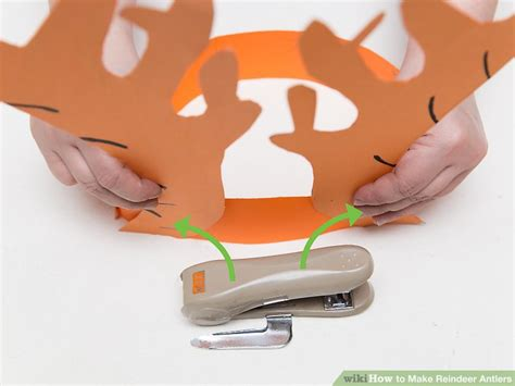how to make reindeer antlers 4 ways to make reindeer antlers wikihow