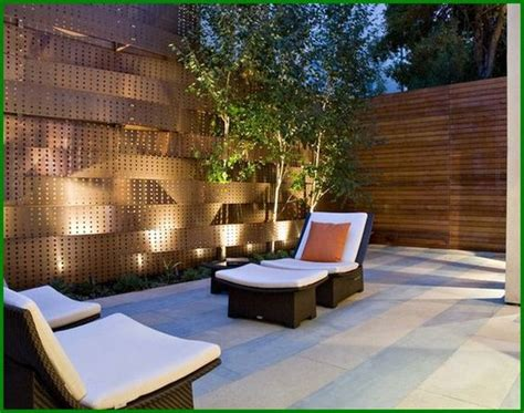 apartments with backyards patio privacy screens designs apartment patio privacy