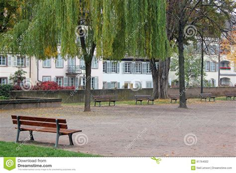 park bench group group of park benches stock photo image 61764002