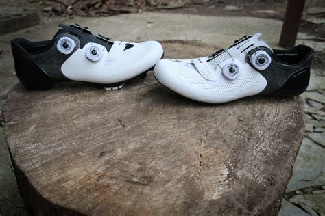 s works bike shoes a tale of two soles a few bits of rubber is all that