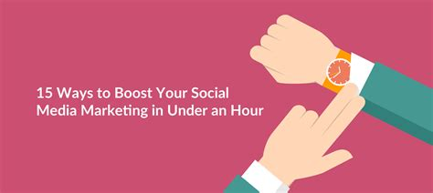 social media marketing plan buffer blog thoughts on 15 surefire ways to boost your social media marketing in