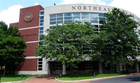 Mississippi State Mba Ranking by Northeastern S D Mckim School Of Business