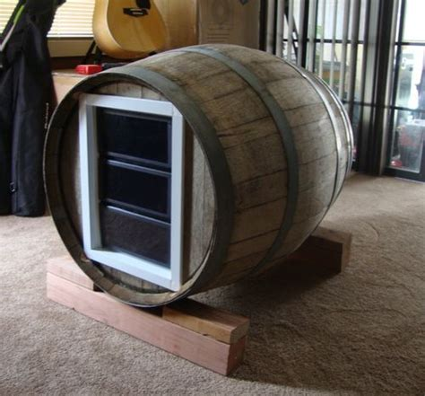 dog house barrel barrel dog house