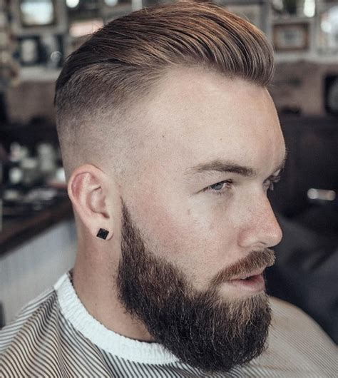 Slick Back Hairstyle by 20 Trendy Slicked Back Hair Styles