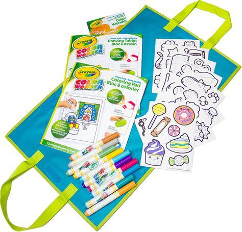 crayola mat crayola totable mat brain toys