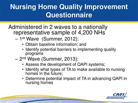 ppt quality assurance and performance improvement qapi