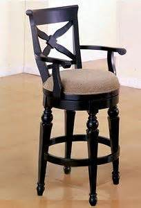Braxton Pe Wicker Swivel Stool With Arms by 1000 Images About Bar Stools With Arms On