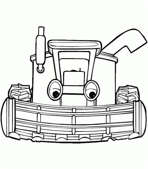 tractor tom coloring pages for kids coloringpagesabc com