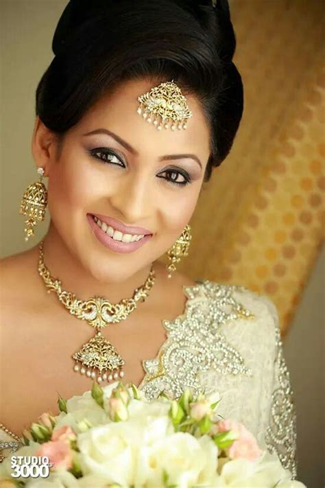 sri lanka new relax hairstyles sri lankan bride the exotic bride pinterest saree