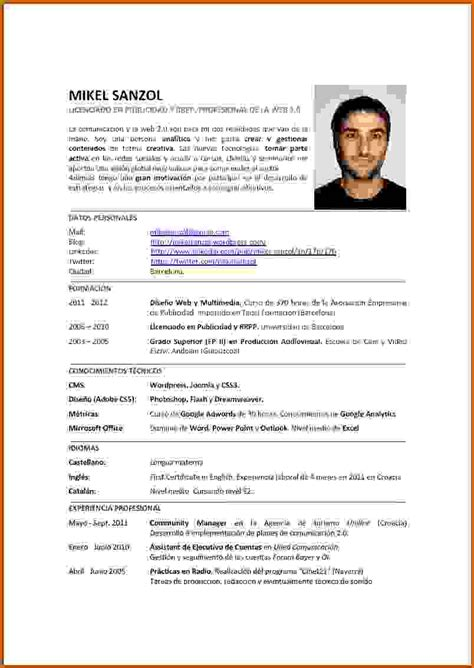 4 ideas de curriculum vitae lease template