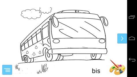 Vans Anak Balita Unyu ayo mewarnai kendaraan android apps op play
