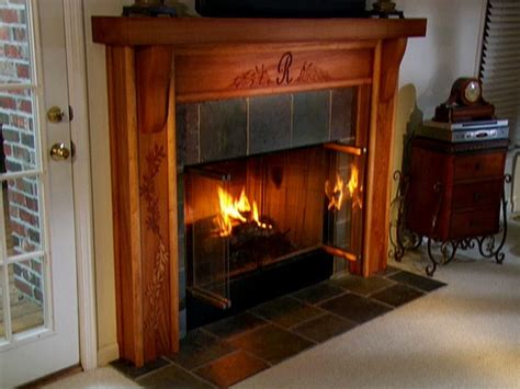 update gas fireplace how to update a fireplace diynetwork diy remodeling fireplaces