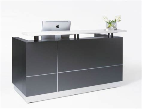 reception desk at sight in reception desk design