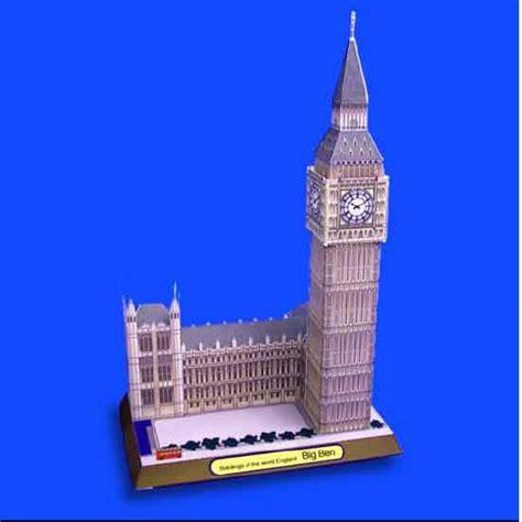 Big Ben Papercraft - big ben my files file catalog hobby papercraft