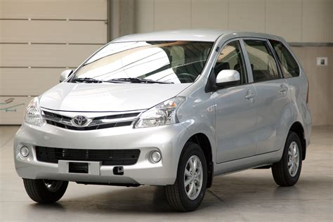 toyota avanza delux cps africa