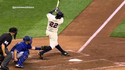 baseball swing tips miguel sano slow motion home run baseball swing hitting